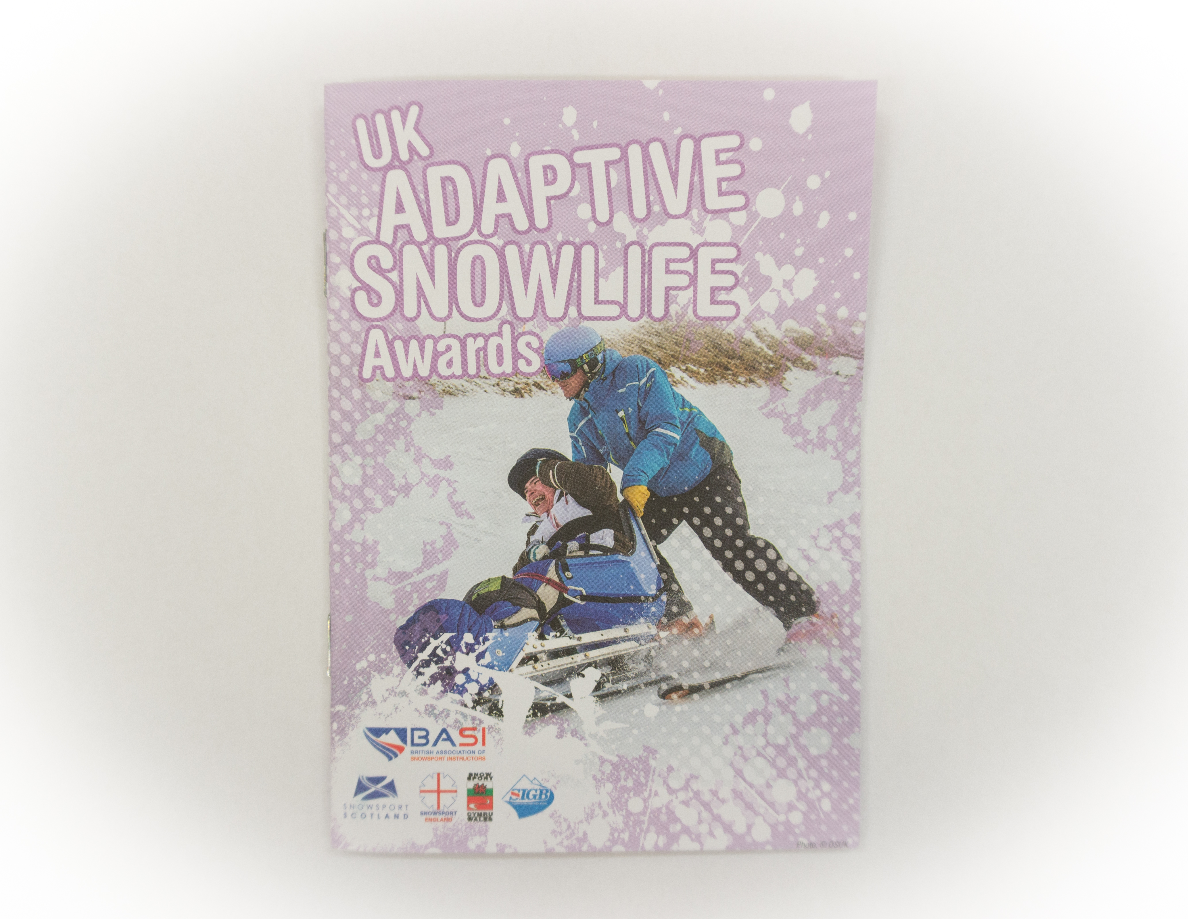 Snowlife  Adaptive Booklet