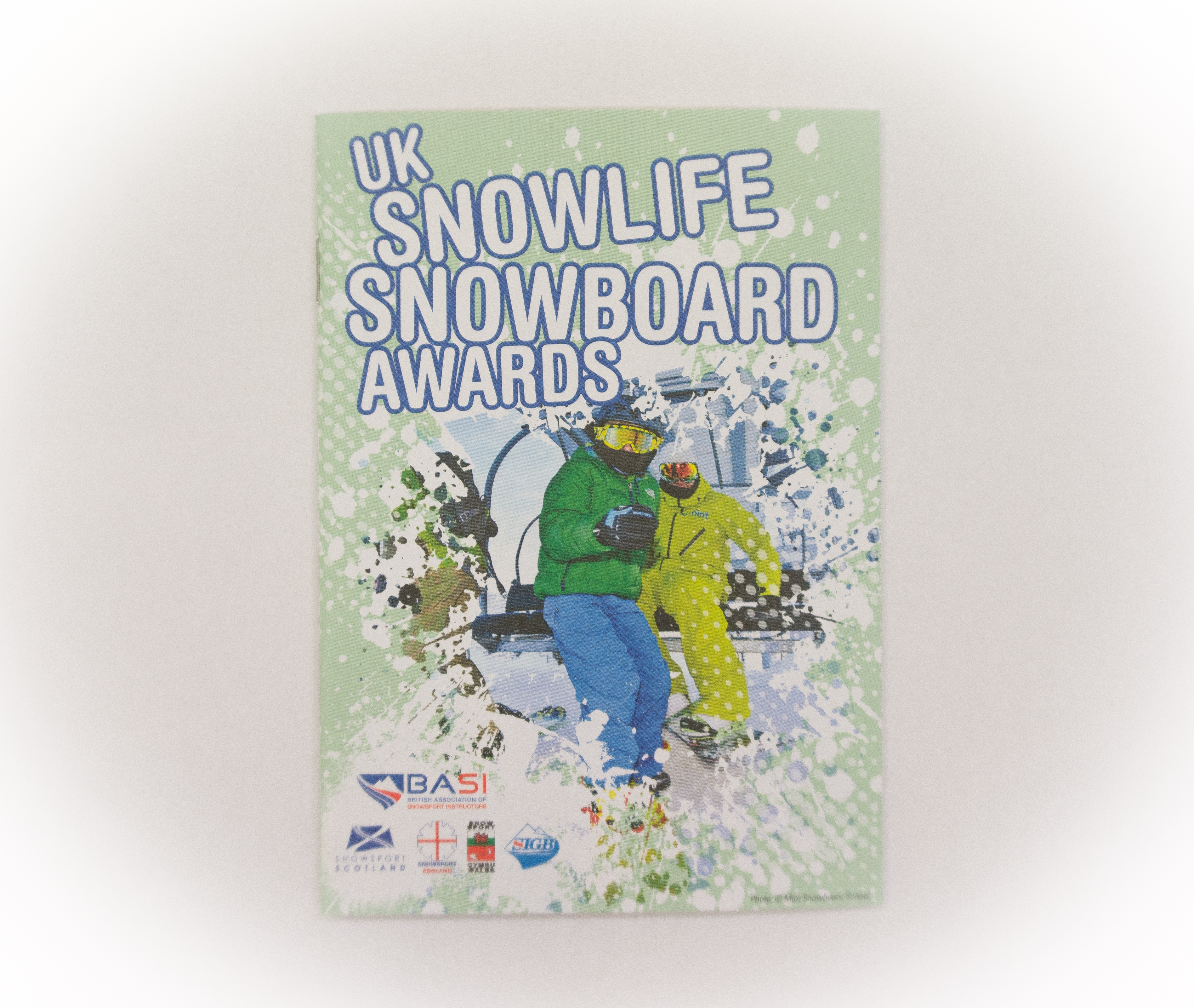 Snowlife Snowboard Booklet