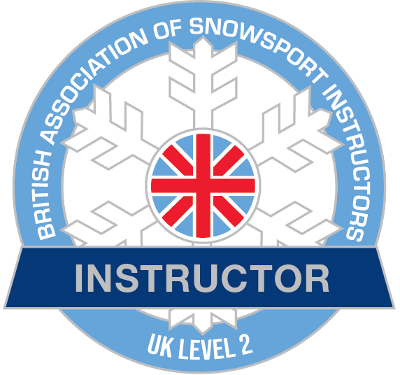 Resultado de imagen de logo approved ski school british association snowsport